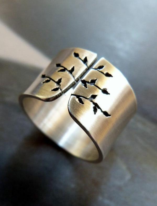 ringe-silber-verlobungsringe-silber-silberring-verlobungsring-silber---Silberringe