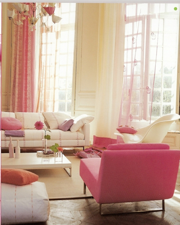 wohnzimmer rosa weiß:Wohnzimmer : Wohnzimmer Rosa Weiß plus Wohnzimmer Rosa' Wohnzimmers