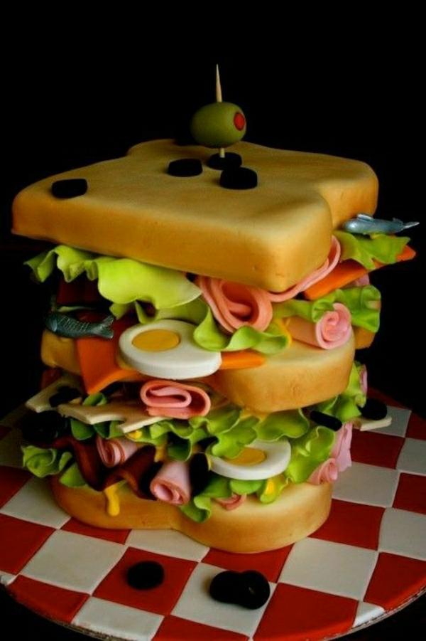 sandwich-torte-bestellen-schöne-torten- torten-verzieren-torten-bilder