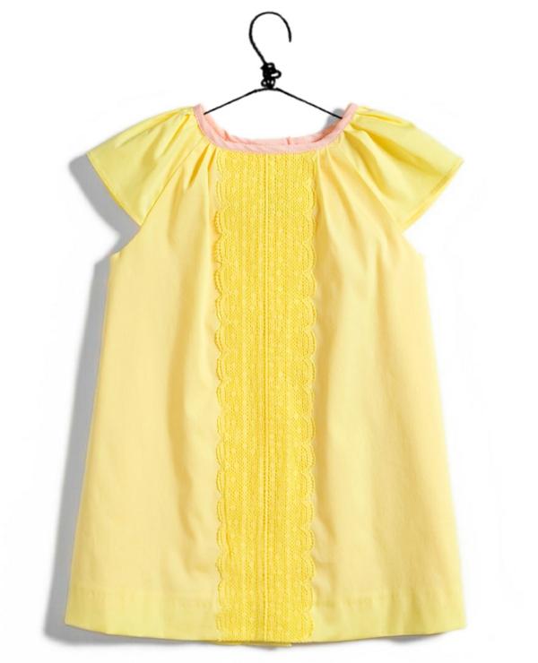 schönes-gelbes-babykleid-babymode-kindermode-süße-babykleidung-günstige-babysachen-babymode-günstig