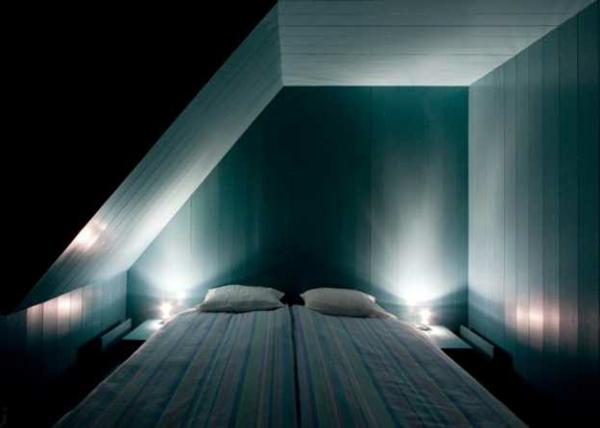 beleuchtung dachschr ge inspiration design. Black Bedroom Furniture Sets. Home Design Ideas
