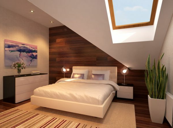 schlafzimmer ideen wandgestaltung dachschr228ge gispatchercom