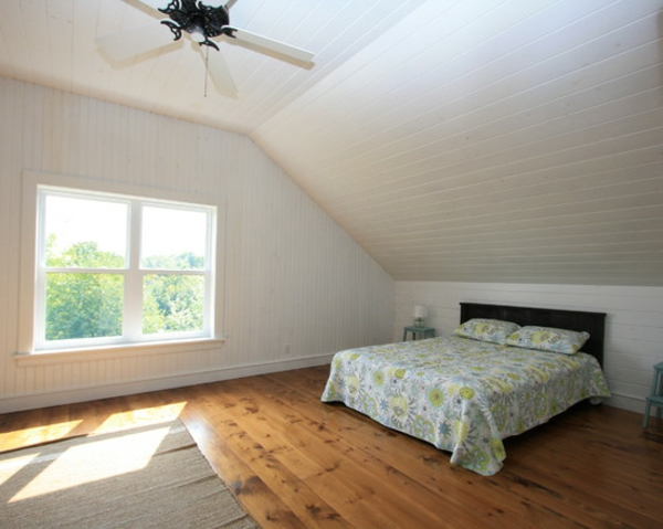 Schlafzimmer mit dachschr ge gestalten