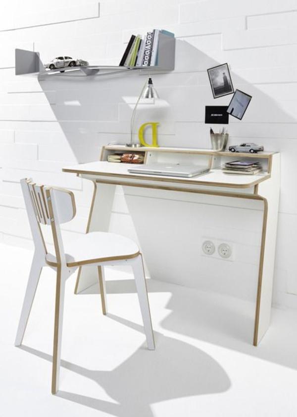 designer mobel komposition schreibtisch stuhl regal. Black Bedroom Furniture Sets. Home Design Ideas
