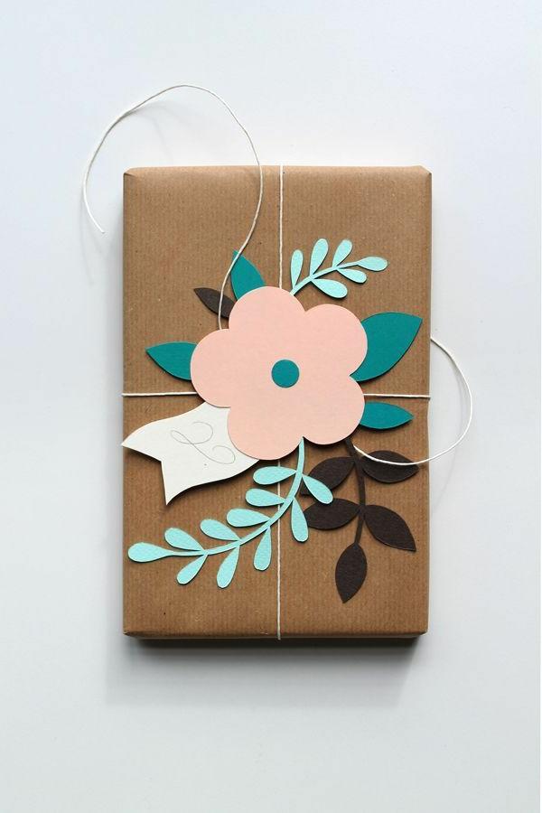 selber-basteln-verpackungen-basteln-originelle-geschenke-zum-verpacken Geschenke verpacken