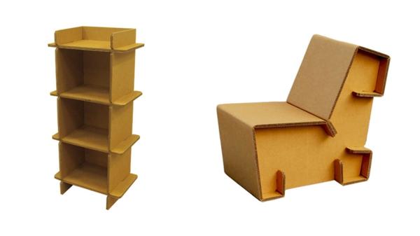 stuhl-aus-pappe-effektvolle-möbel-karton-möbel
