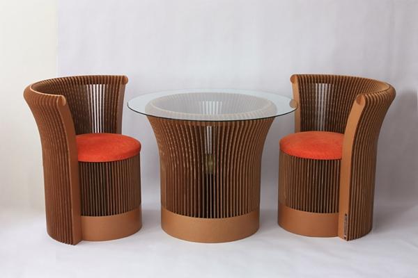 Mobel aus pappe basteln raum und m beldesign inspiration - Mobel aus recyclingholz ...