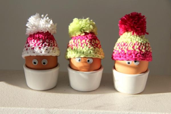 symphatische-eierwärmer -ideen-häkeln-wunderschöne-kreative-häkeleien -häkeln-lernen