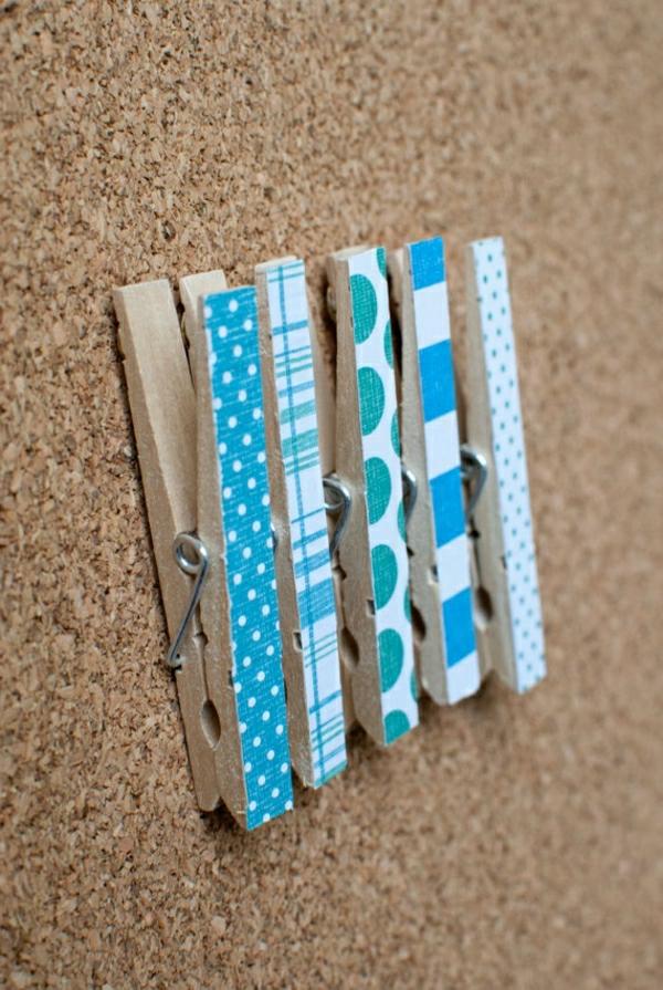 tolle--deko-ideen-bastelideen-mit-wäscheklammern-cooles-design