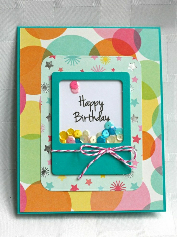 Handmade Design For Greeting Card