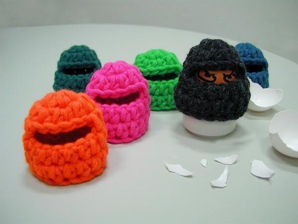 tolle-originelle-ideen-für-häkeleien-häkeln-für-anfänger- eierwärmer