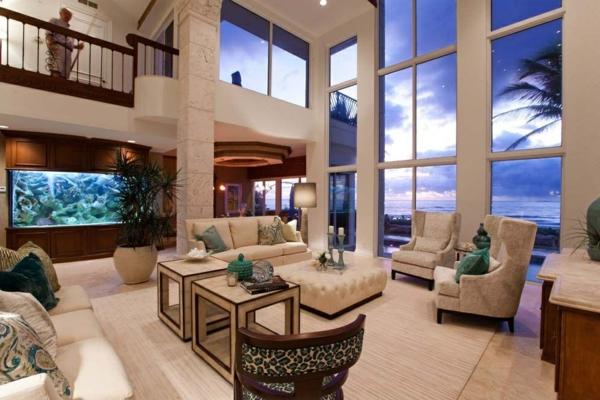 Modernes, Funktionelles,großes Wohnzimmer Einrichten!