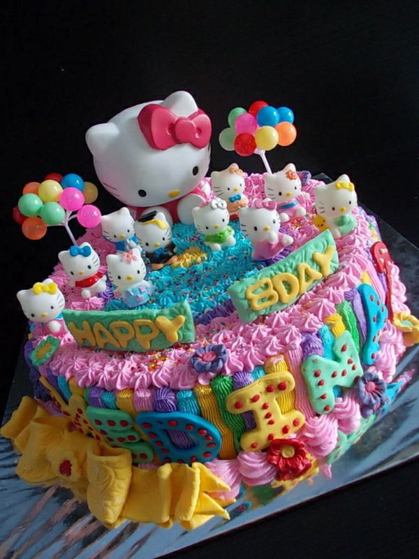 Hello Kitty Cake Mold