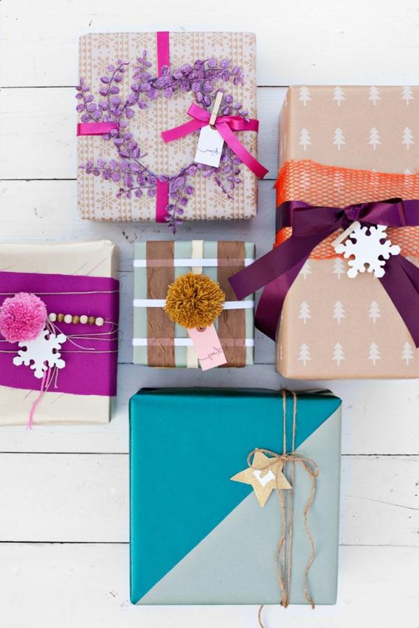 geschenke verpacken 70 fantastische ideen. Black Bedroom Furniture Sets. Home Design Ideas