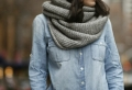 Das Halstuch – 40 funktionale und moderne Looks damit
