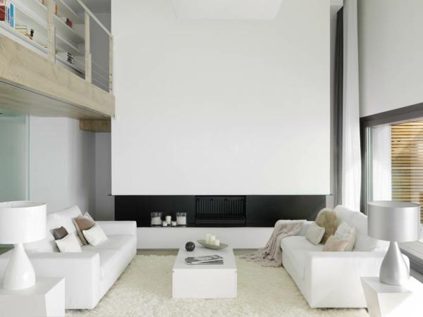 weißes-interieur-herrliches wohnzimmer