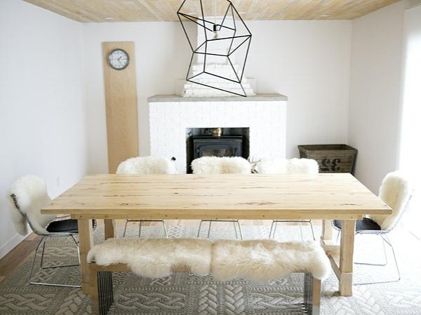 weißes-modell-vom-esszimmer-tisch