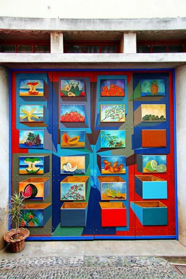 wunderbar-bemalte-wohnungstüren-bunte-farben