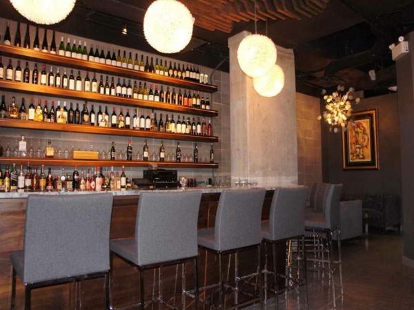 28 Vorschläge für Bar Dekoration! - Archzine.net
