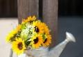 Faszinierende Dekoideen mit Sonnenblumen !
