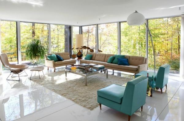 modernes, funktionelles,großes wohnzimmer einrichten! - archzine