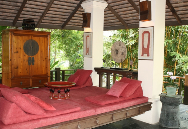 schlafzimmer asiatisch m belideen. Black Bedroom Furniture Sets. Home Design Ideas
