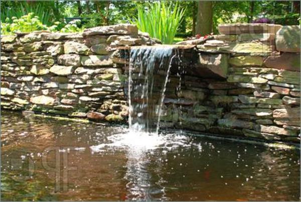 Teich Mit Wasserfall : Teich Mit Wasserfall 31 Tolle Bilder ~  Michelbontemps.com Haus Und