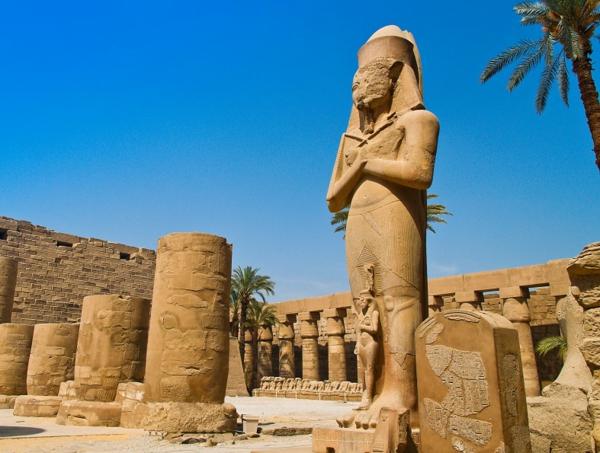 Ägypten-Reise-einmalige-skulpturen - sehr-interessant