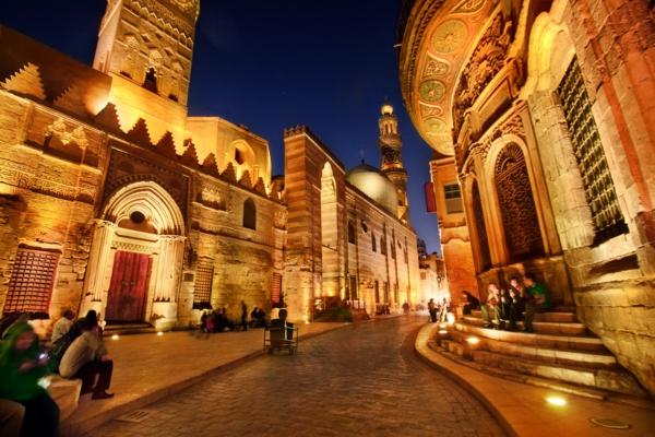 Ägypten-Reise-interessante-architektur - super schöne gebäude