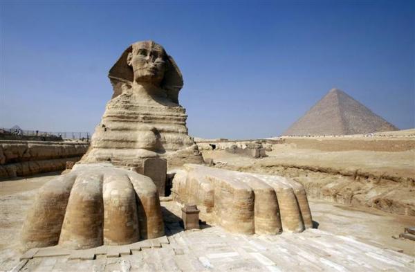 Ägypten-Reise-sphinxs-großartiges-foto - super coole gestaltung