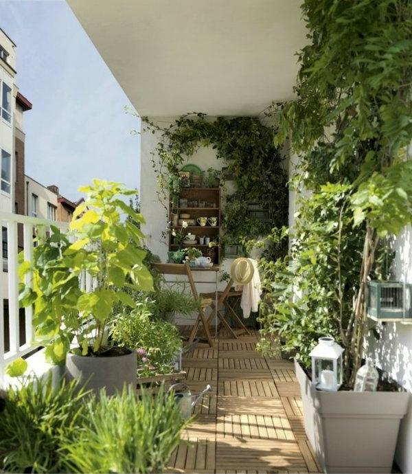 Klapptisch für balkon   eine fantastische idee !   archzine.net