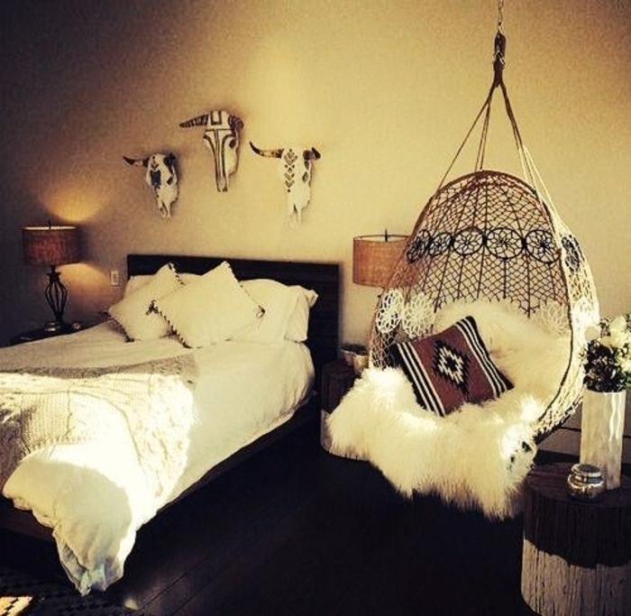Boho-Kissen-Schlafzimmer-Ideen