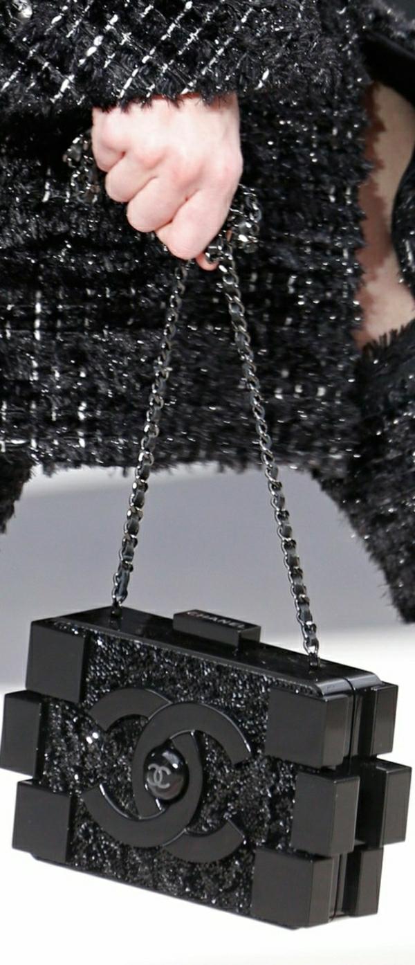 Chanel-Mode-Kollektion-Revue