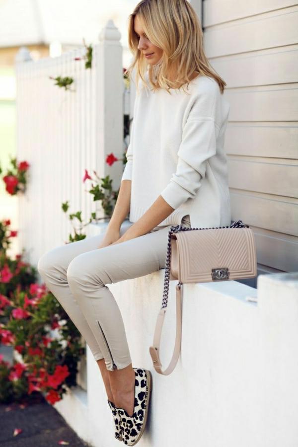 Chanel-Pastellfarben-Schuhe-Tiger-Druck