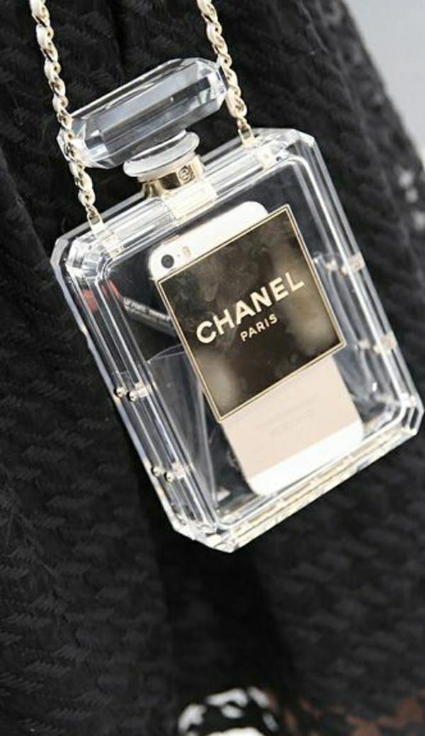 Chanel-Tasche-Parfüm