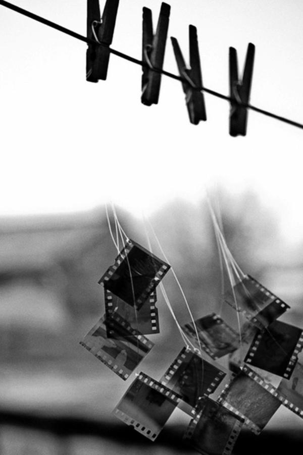 Clips-Filmband-Draht