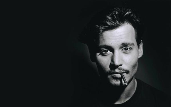 Fotoporträt-von-Johnny-Depp