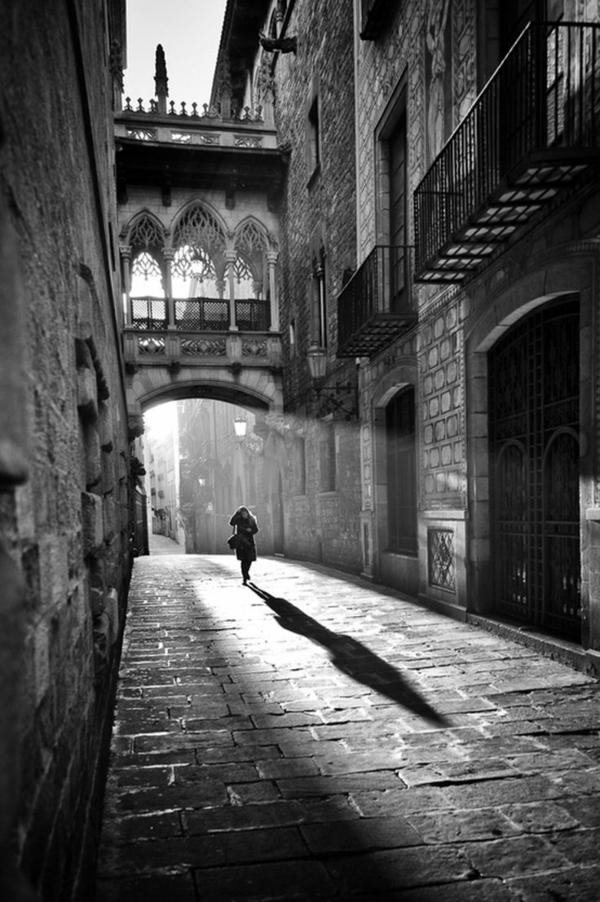 Schwarz Weiß Bilder Mit Farbe Städte
