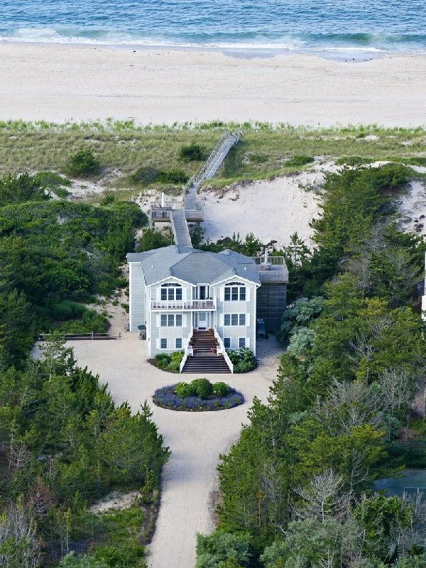 Hamptons-Villa