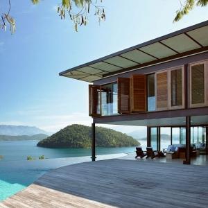 Das erwünschte Strandhaus - 45 atemberaubende Designs