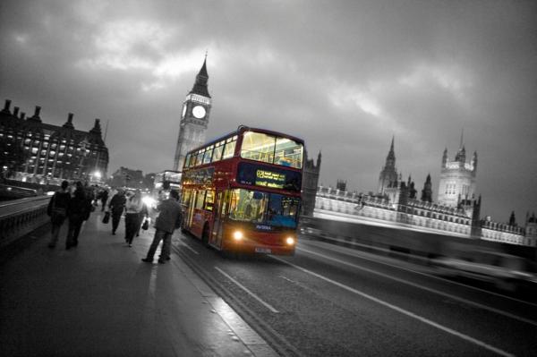 London-Bus-Leute