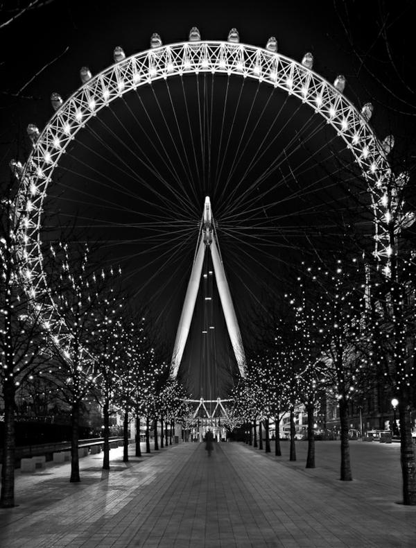 London-Eye-England-Foto