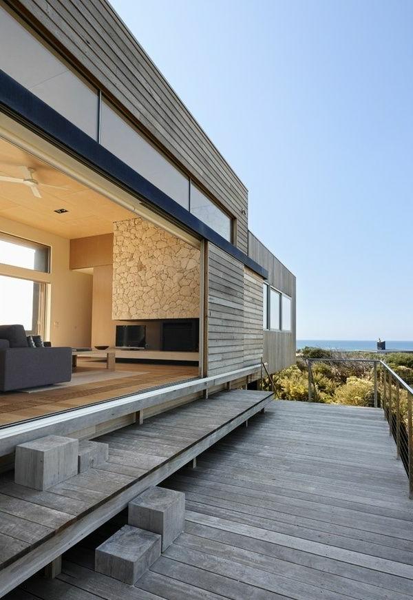 Luxus-Haus-Schiebetür