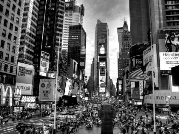 New-York-Dynamik-hohe-Gebäuden-Foto