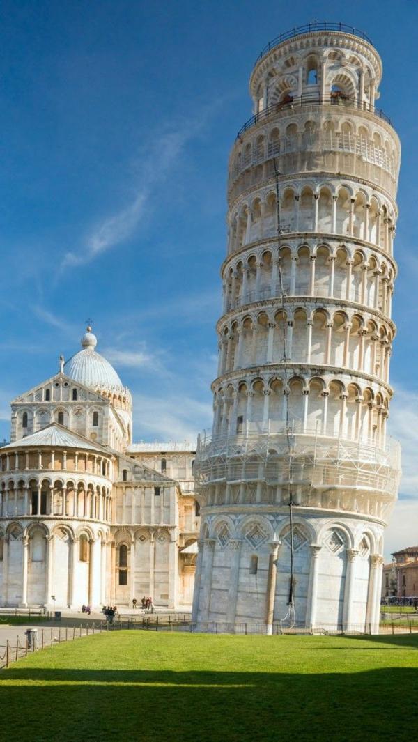 Turm-von-Pisa-Kathedrale