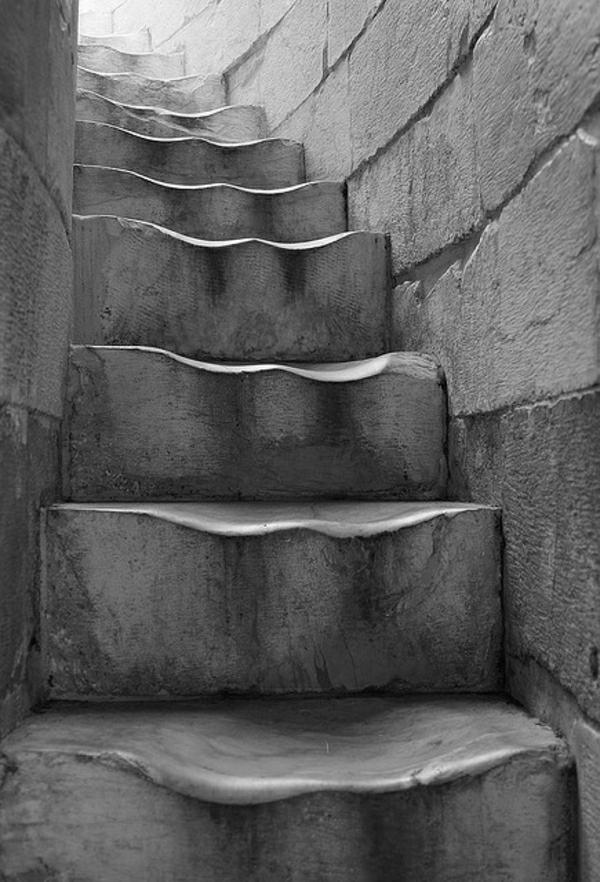 Turm-von-Pisa-Treppe