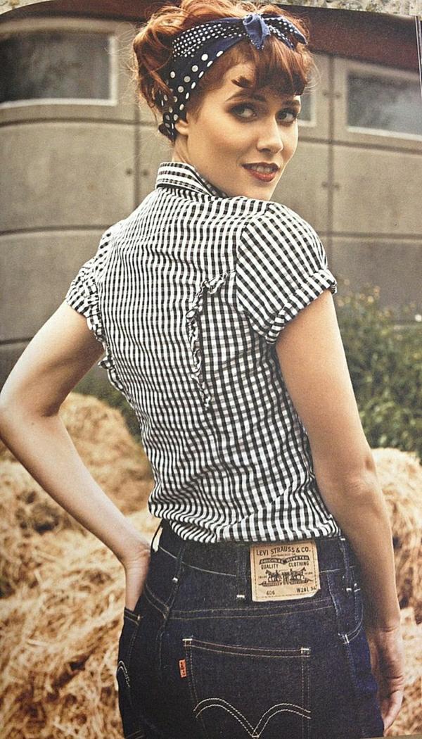 Rockabilly kleider r ckkehr zur glamour sen for Rockabilly kleidung damen
