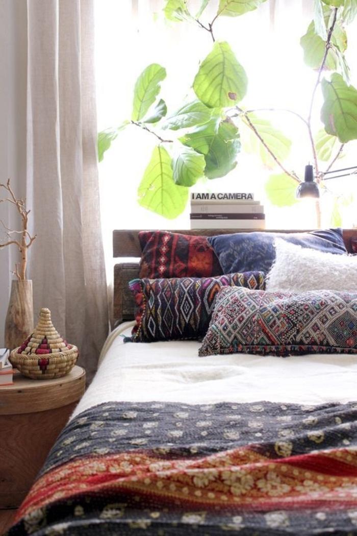 Schlafzimmer-Ideen-Boho-marokkanischer-Stil