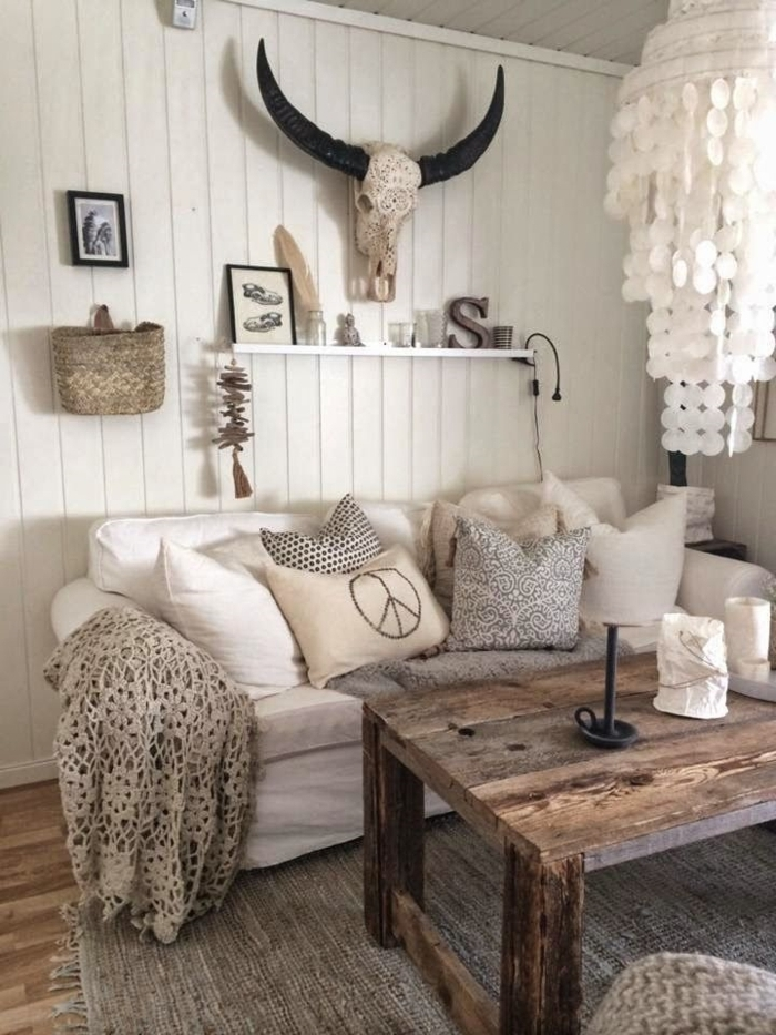 70 bilder schlafzimmer ideen in boho chic stil. Black Bedroom Furniture Sets. Home Design Ideas