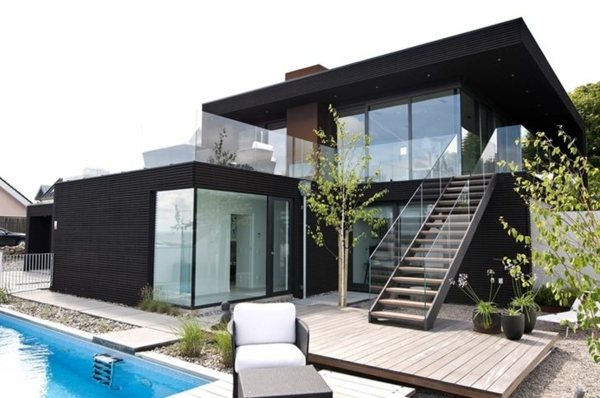 Strandhaus modern  Das erwünschte Strandhaus - 45 atemberaubende Designs - Archzine.net